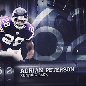'Top 100 Players of 2015': No. 62 Adrian Peterson