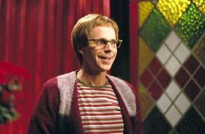 Dana Carvey as Pistachio Disguisey in Columbia's The Master of Disguise