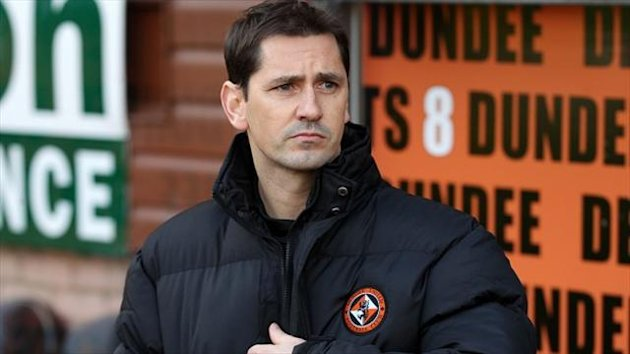 Jackie McNamara believes Dundee United have a bright future