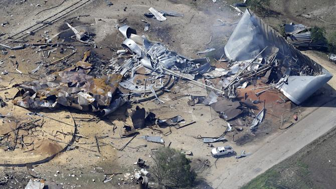 12 bodies recovered after Texas blast, 200 injured