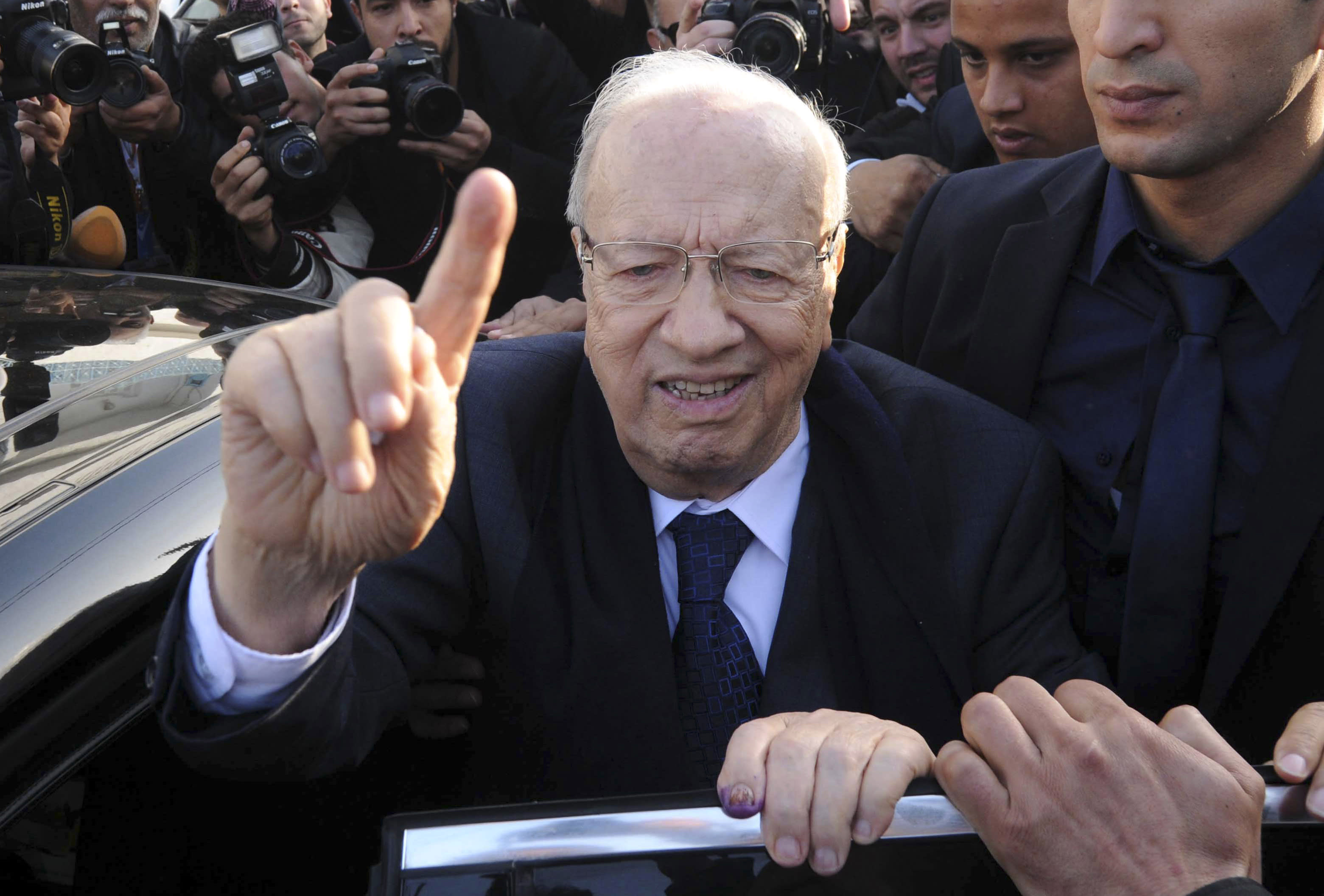 Economy dominates in-tray of new Tunisia president
