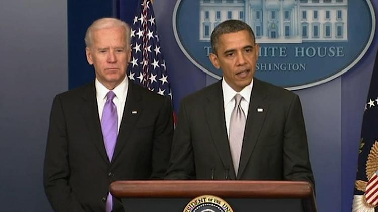 Gun control: Obama pushes for changes to reduce gun violence