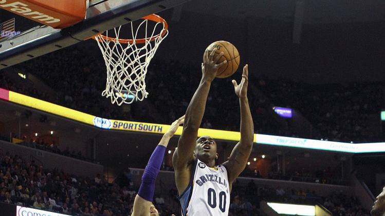 NBA: Los Angeles Lakers at Memphis Grizzlies