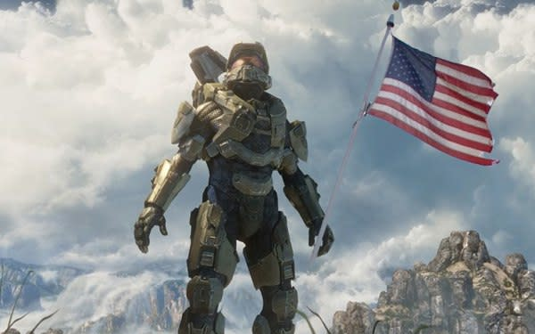 'Halo 4' Launch Day Sales Top $200 Million