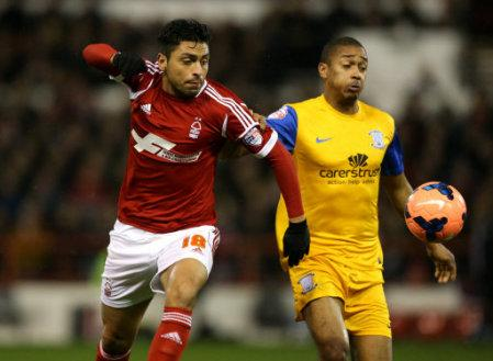 Soccer - FA Cup - Fourth Round - Nottingham Forest v Preston North End - City Ground