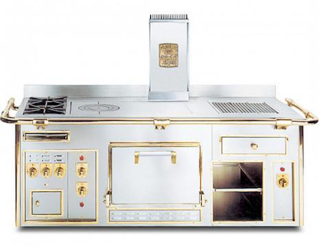 Electrolux Sells $100,000 Kitchen Range