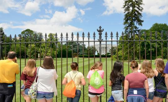 Capital Kids: Washington D.C. for Families