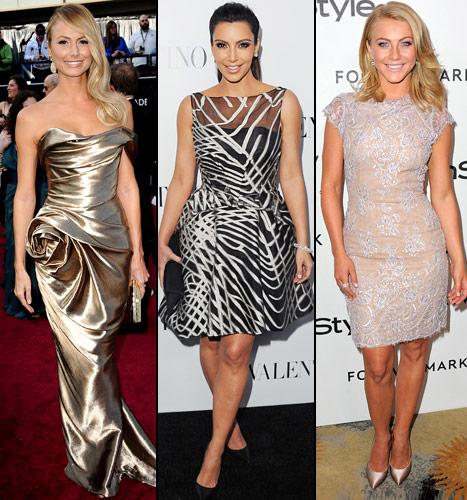 See Who Made Us Weekly's 2012 Hot Hollywood List!