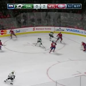 Carey Price Save on Ryan Garbutt (13:45/1st)