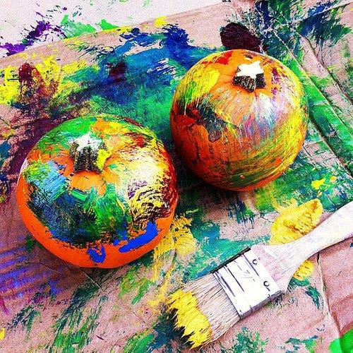 13 Pumpkin-Decorating Ideas That Are Actually Doable!