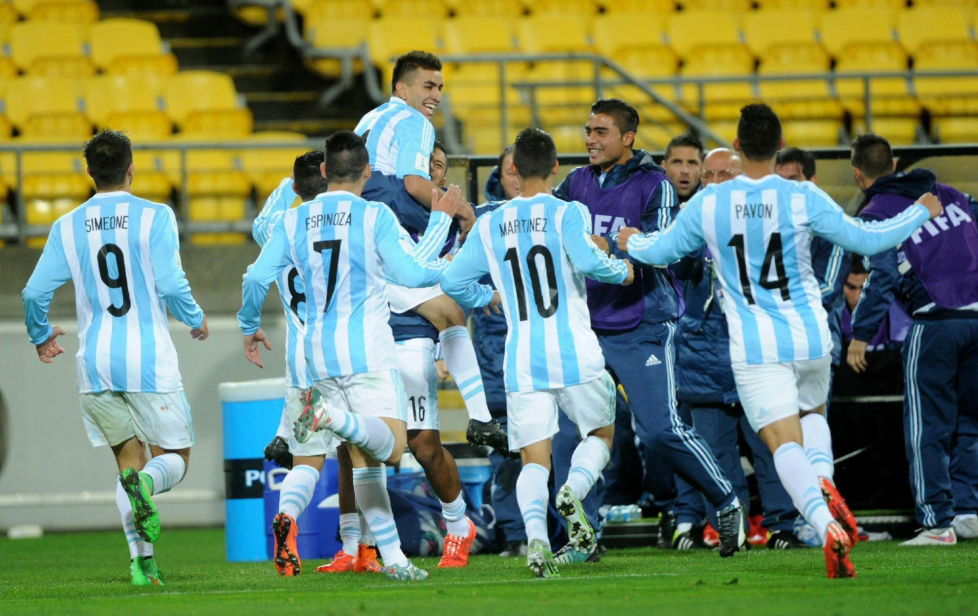 Panama holds Argentina to draw at Under-20 World Cup