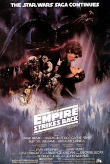 Poster of The Empire Strikes Back
