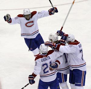 Canadiens top Devils 4-3 in shootout