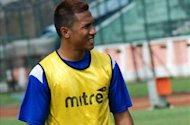 BREAKING: Noh Alam Shah confirms return to Tampines Rovers