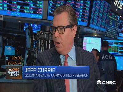 Not seeing weak demand in energy: Goldman's Currie