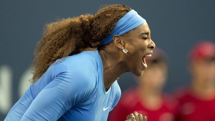 Serena Williams advances to Toronto semifinals