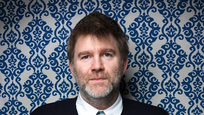 """FILE - This Jan. 23, 2012 file photo shows James Murphy from the film """"Shut Up And Play The Hits,"""" posing for a portrait during the 2012 Sundance Film Festival on Monday, Jan. 23, 2012 in Park City, Utah. """"Shut Up and Play the Hits,"""" is  a soon-to-be-released concert documentary about LCD Soundsystem's last show. (AP Photo/Victoria Will, file)"""