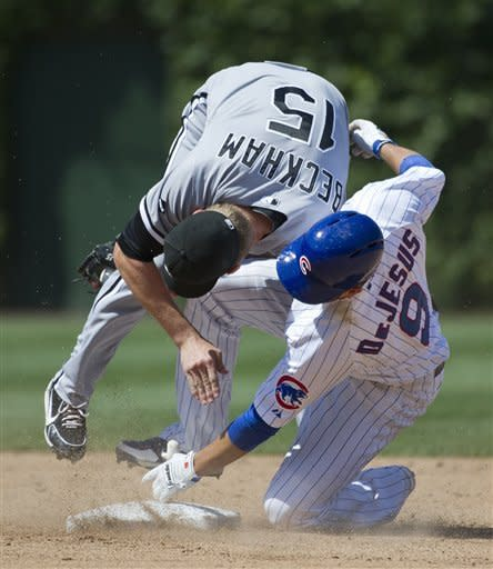 White Sox beat Cubs 3-2 in Kerry Wood's finale