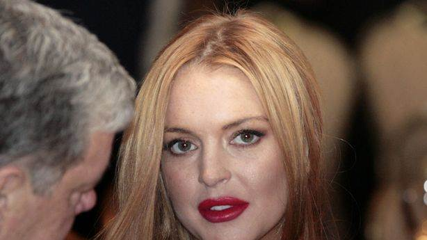 Lindsay Lohan Is Not Better Off Than She Was Four Years Ago, Endorses Romney