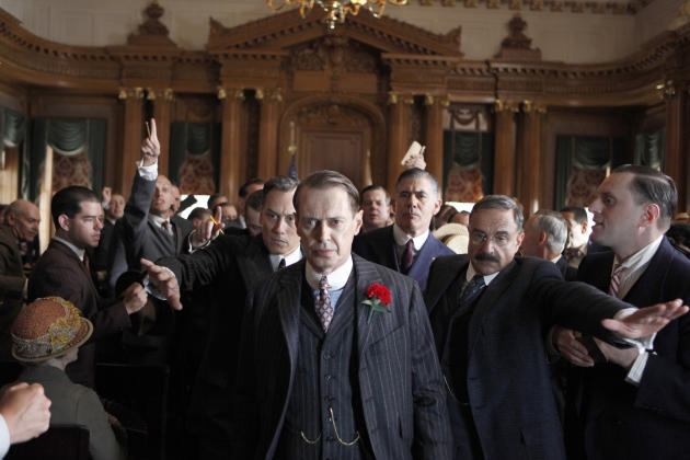 "Outstanding Drama Series: ""Boardwalk Empire"""