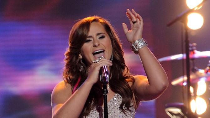 Another finalist takes a bow on 'American Idol'