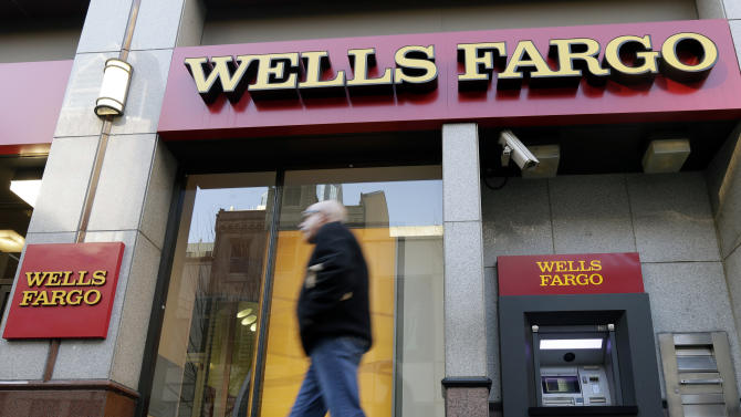 Wells Fargo nets record profit, but mortgages slow