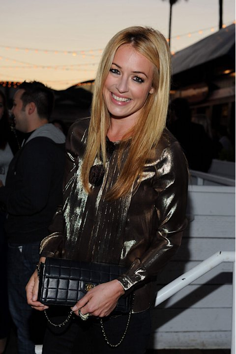 Cat Deeley of &quot;So You Think You Can Dance&quot; attends the 2011 FOX Summer TCA Party at Gladstone's in Malibu, CA on August 5, 2011. 