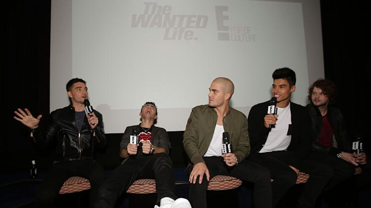 Wanted Life Premiere - London