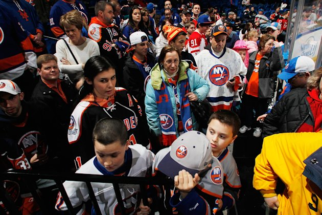 New Jersey Devils v New York Islanders