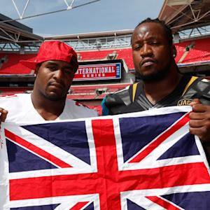 Commissioner Roger Goodell: NFL could have a team in London in five to 10 years