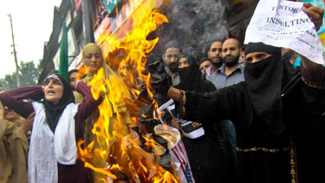 'Innocence of Muslims' Protests Spread Through Afghanistan, Pakistan