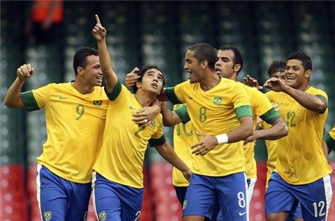 Brazil survive Egypt fightback