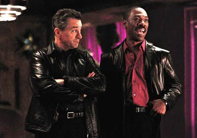Robert De Niro and Eddie Murphy in Warner Brothers' Showtime