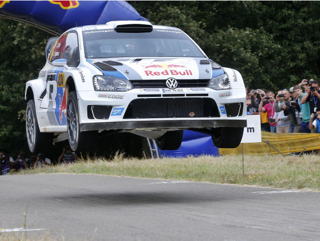 Germany FIA World Rally Championship