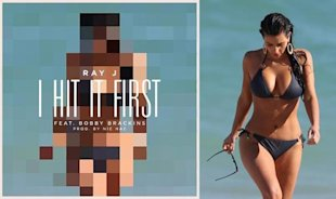 Nuevo sencillo de Ray J Hit It First via NY Daily News
