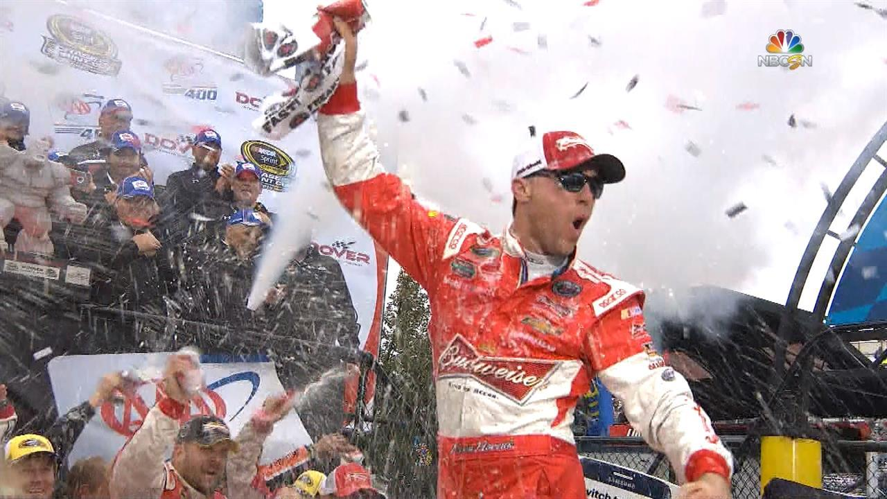 Kevin Harvick, crew firmly believe they can win