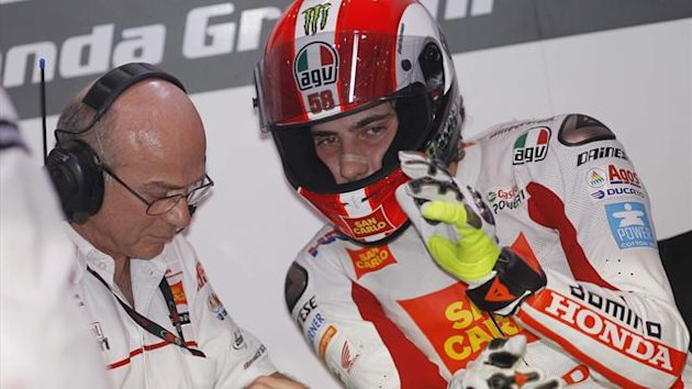 2011, Aligi Deganello, Marco Simoncelli, Ap/LaPresse