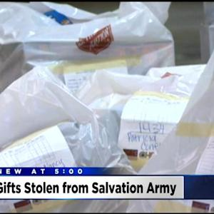 Yuba-Sutter Salvation Army Burglarized, Gifts For Needy Families Stolen