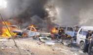 Syria: More Than 50 Killed In Bomb Blast