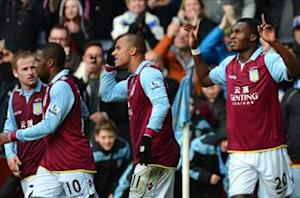 Aston Villa striker Benteke hands in transfer request