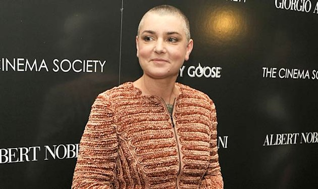 Sinead O'Connor to be Treated for Depression