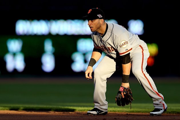 San Francisco Giants v Cincinnati Reds - Game Three