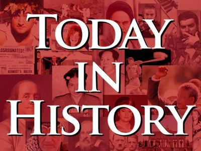 Today in History for Jan. 14th