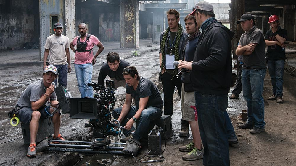 Neill Blomkamp Puts South Africa in the Spotlight with 'Chappie'