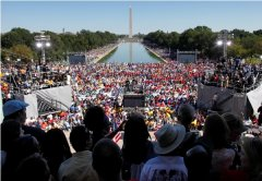 One Nation march in Washington