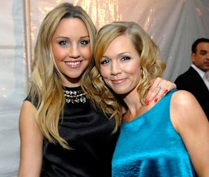 "Jennie Garth on Amanda Bynes: ""I Tried Reaching Out to Her"""
