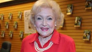 Betty White Joins Twitter!