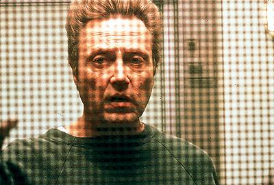 Christopher Walken as Victor Kelly in First Look's The Opportunists