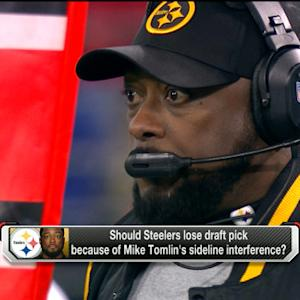 Should Pittsburgh Steelers lose draft picks?