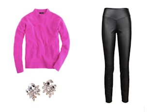 Colour Therapy: Go Bold in Neon + Black